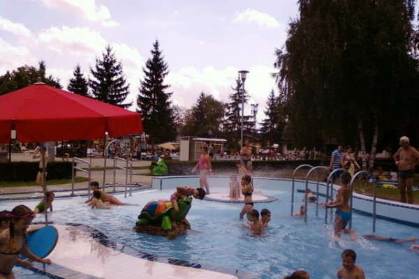 Bogacs - kąpielisko